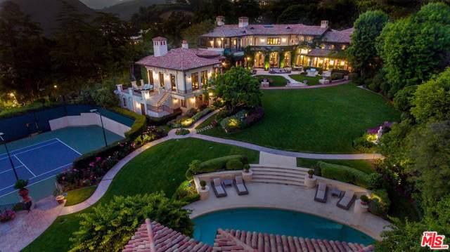 1550 Amalfi Drive, Pacific Palisades, CA 90272 (#19511300) :: The Agency
