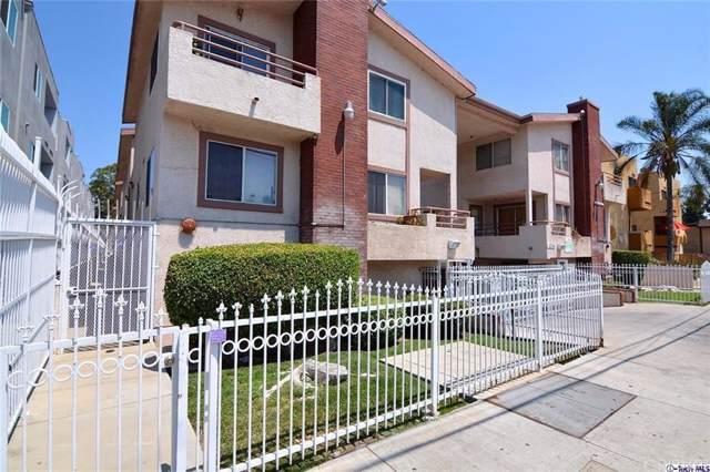 8744 Burnet Avenue #7, North Hills, CA 91343 (#SR19220043) :: Randy Plaice and Associates