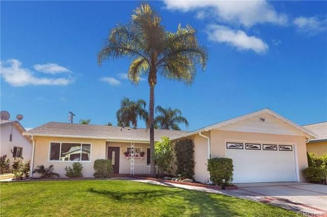 23320 Bassett Street, West Hills, CA 91307 (#SR19221085) :: The Agency