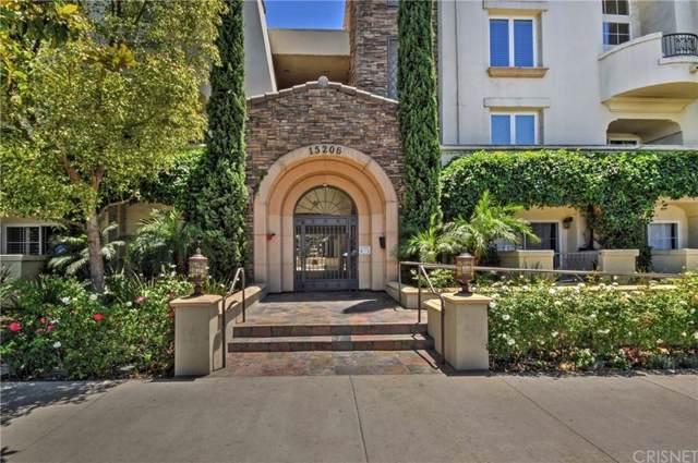 15206 Burbank Boulevard #209, Sherman Oaks, CA 91411 (#SR19221127) :: Lydia Gable Realty Group