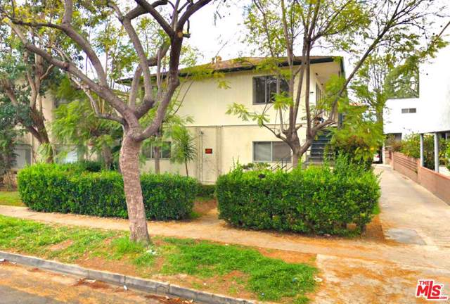 1021 N Edinburgh Avenue, West Hollywood, CA 90046 (#19511538) :: The Agency