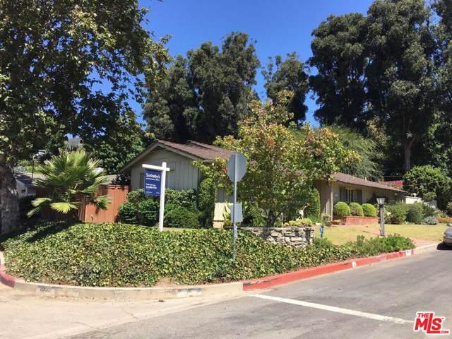 1000 Las Pulgas Road, Pacific Palisades, CA 90272 (#19509246) :: The Agency