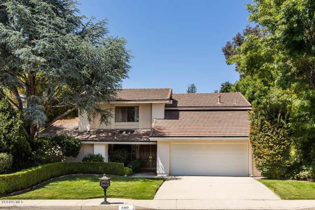 2303 Silver Spring Drive, Westlake Village, CA 91361 (#219011534) :: Lydia Gable Realty Group