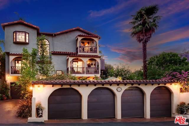 3249 Bennett Drive, Los Angeles (City), CA 90068 (#19508168) :: The Parsons Team