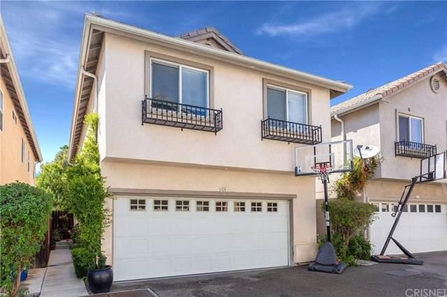 9315 Burnet Avenue #103, North Hills, CA 91343 (#SR19209384) :: The Parsons Team