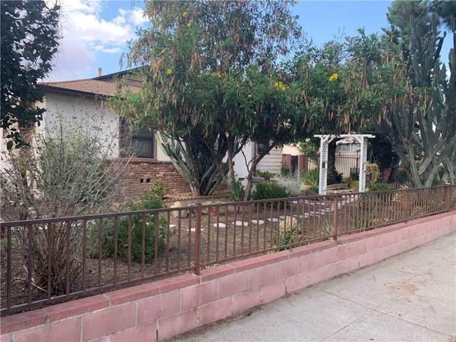 16121 Devonshire Street, Granada Hills, CA 91344 (#SR19221630) :: The Parsons Team