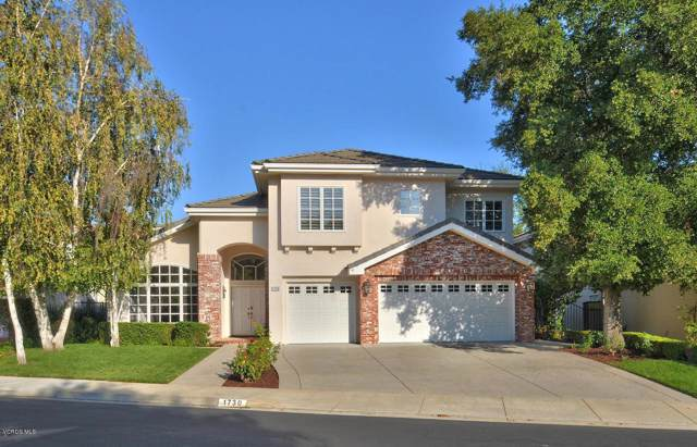1730 Sandcroft Street, Lake Sherwood, CA 91361 (#219011543) :: The Parsons Team