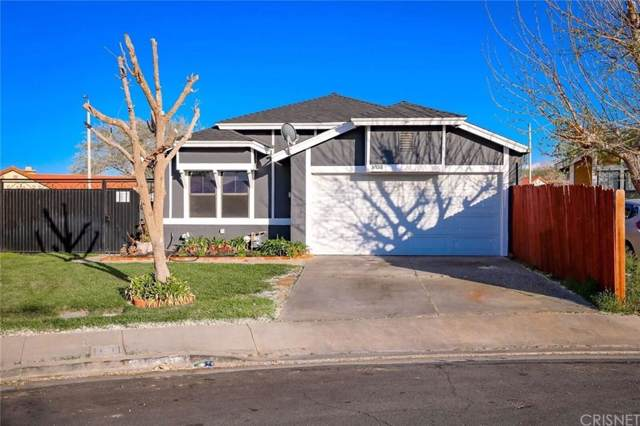 37018 29TH Place E, Palmdale, CA 93550 (#SR19221657) :: The Parsons Team