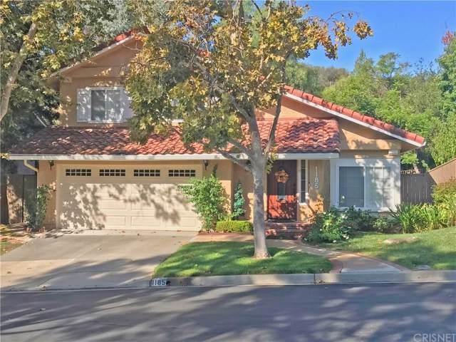 1185 Heatherview Drive, Oak Park, CA 91377 (#SR19221877) :: Golden Palm Properties