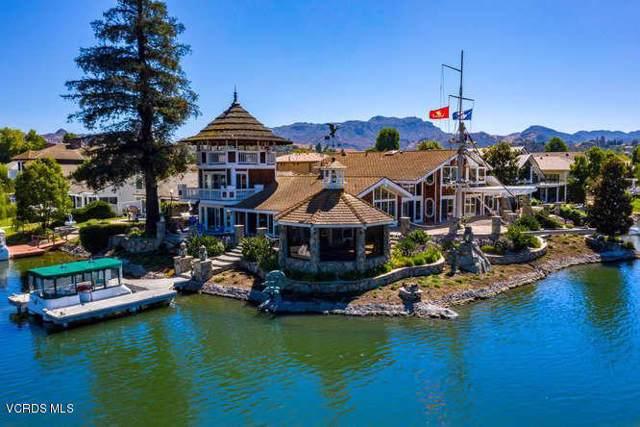 1367 Redsail Circle, Westlake Village, CA 91361 (#219011575) :: SG Associates
