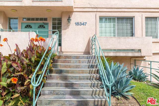 18347 Saticoy Street #38, Reseda, CA 91335 (#19511778) :: Randy Plaice and Associates