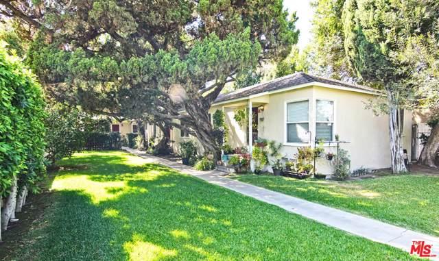 5119 Colfax Avenue, North Hollywood, CA 91601 (MLS #19511992) :: Hacienda Agency Inc