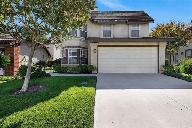 26730 Madigan Drive, Canyon Country, CA 91351 (#SR19222455) :: Randy Plaice and Associates