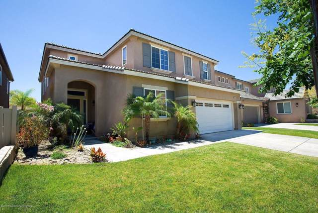 16344 Mountain Lane, Canyon Country, CA 91387 (#819004374) :: Randy Plaice and Associates