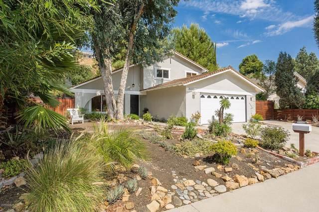 30693 Lakefront Drive, Agoura Hills, CA 91301 (#219011615) :: Golden Palm Properties