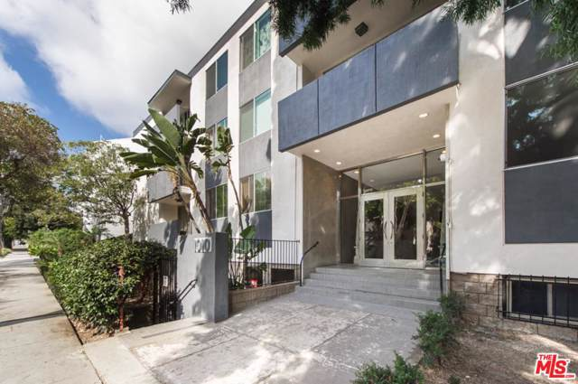 1010 N Kings Road #111, West Hollywood, CA 90069 (#19511408) :: The Agency
