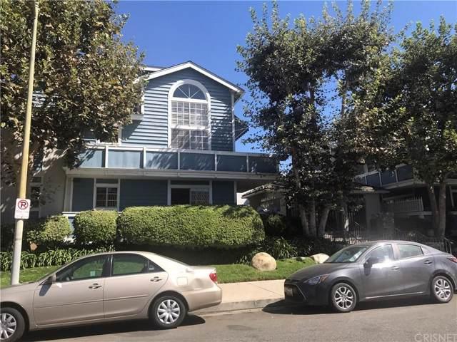 18427 Vincennes Street #22, Northridge, CA 91325 (#SR19220484) :: Randy Plaice and Associates