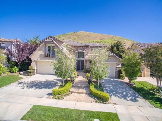 3090 Heavenly Ridge Street, Thousand Oaks, CA 91362 (#219011633) :: The Fineman Suarez Team