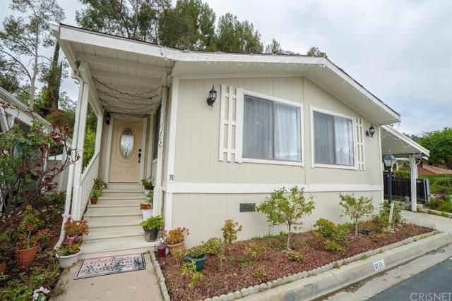 23777 Mulholland Highway #31, Calabasas, CA 91302 (#SR19223284) :: Randy Plaice and Associates
