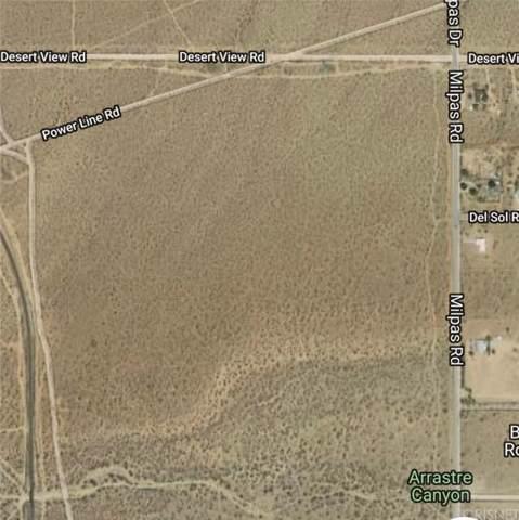 0 Unknown, Apple Valley, CA  (#SR19221487) :: The Pratt Group