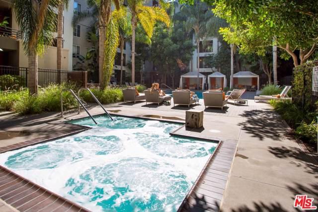 2200 Colorado Avenue #635, Santa Monica, CA 90404 (MLS #19512486) :: Bennion Deville Homes