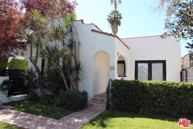 717 N Sierra Bonita Avenue, Los Angeles (City), CA 90046 (MLS #19512498) :: Bennion Deville Homes