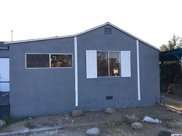 62026 Grand View Circle, Joshua Tree, CA 92252 (MLS #319003763) :: Brad Schmett Real Estate Group