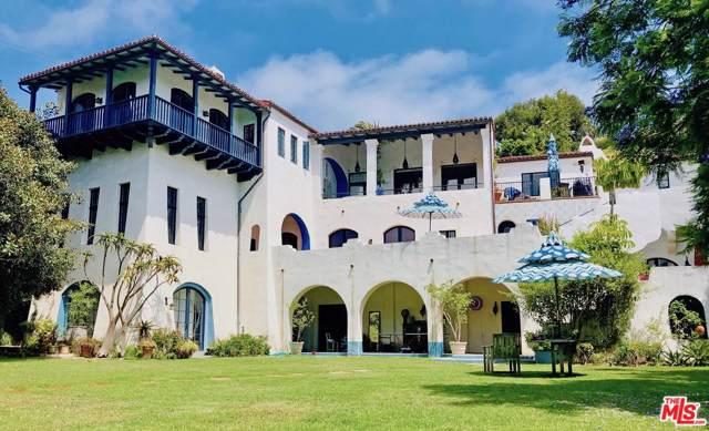 242 Mabery Road, Santa Monica, CA 90402 (MLS #19512518) :: Bennion Deville Homes