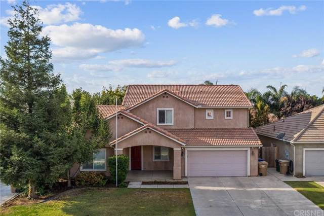 11409 Revolution Road, Bakersfield, CA 93312 (#SR19214789) :: The Parsons Team