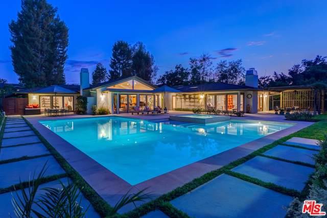 16231 Meadowridge Way, Encino, CA 91436 (MLS #19508450) :: The Sandi Phillips Team