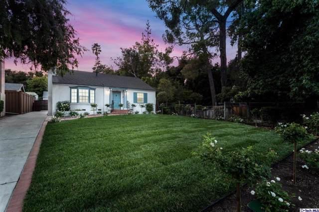 1137 Linda Vista Avenue, Pasadena, CA 91103 (#319003762) :: The Parsons Team