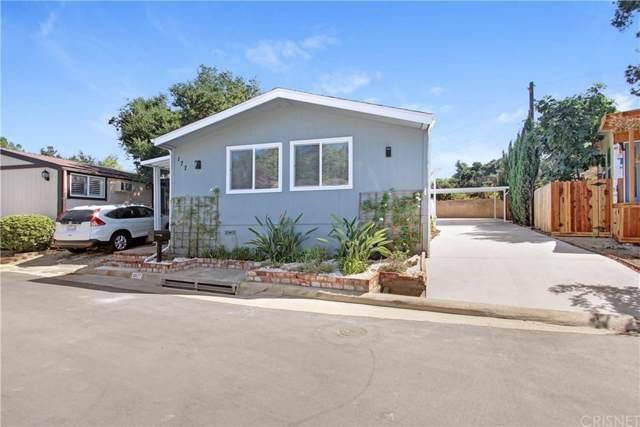 23777 Mulholland Highway #177, Calabasas, CA 91302 (#SR19223623) :: Randy Plaice and Associates