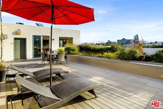 817 N Alfred Street #403, Los Angeles (City), CA 90069 (#19512550) :: Golden Palm Properties