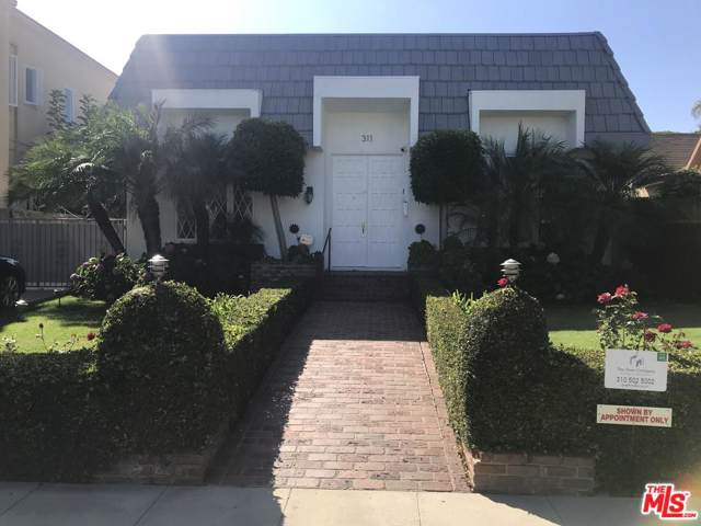 311 Foothill Road, Beverly Hills, CA 90210 (#19511502) :: Golden Palm Properties