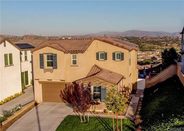 28976 N West Hills Drive, Valencia, CA 91354 (#SR19221933) :: Randy Plaice and Associates