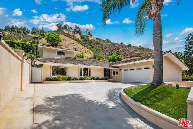 1916 San Ysidro Drive, Beverly Hills, CA 90210 (#19512272) :: The Agency