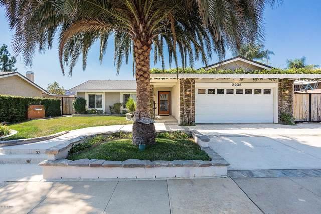 2235 E Malton Avenue, Simi Valley, CA 93063 (#219011666) :: The Fineman Suarez Team