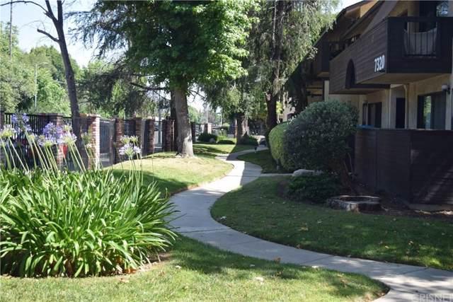 7308 Corbin Avenue L, Reseda, CA 91335 (#SR19223806) :: Randy Plaice and Associates