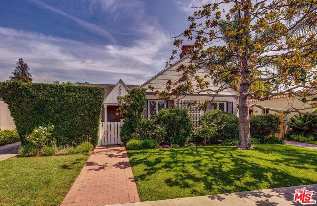 1150 S Alfred Street, Los Angeles (City), CA 90035 (#19502316) :: The Agency