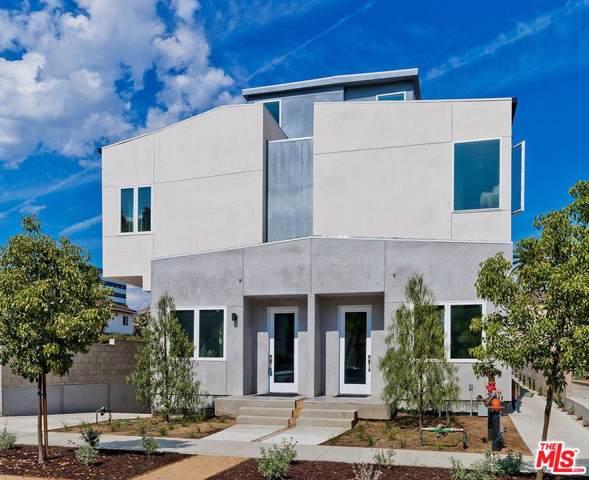 4038 La Salle Avenue, Culver City, CA 90232 (#19512612) :: Golden Palm Properties
