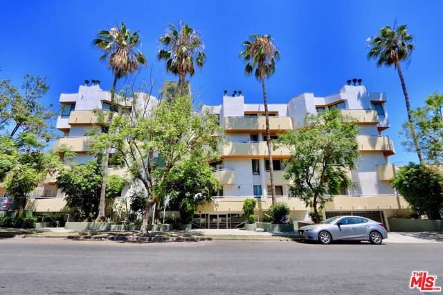 326 Westminster Avenue #106, Los Angeles (City), CA 90020 (#19512604) :: Golden Palm Properties