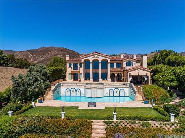 5925 Murphy Way, Malibu, CA 90265 (#SR19223409) :: Golden Palm Properties