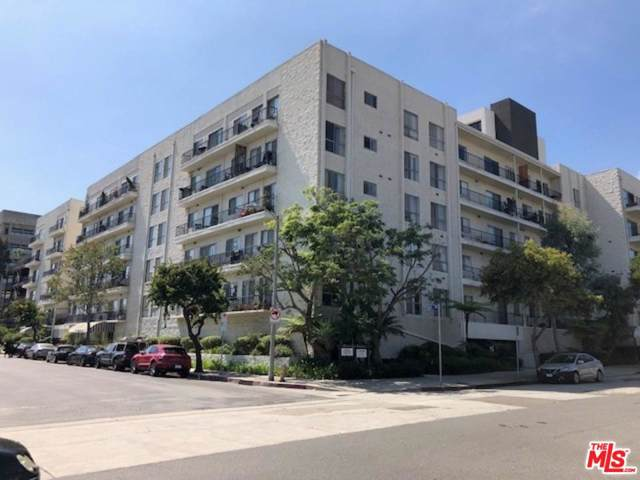 1115 S Elm Drive #208, Los Angeles (City), CA 90035 (#19512212) :: The Agency