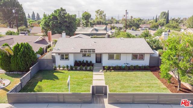 18742 Lassen Street, Northridge, CA 91324 (#19512620) :: Randy Plaice and Associates