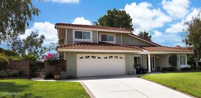 5438 Cochise Street, Simi Valley, CA 93063 (#219011686) :: The Fineman Suarez Team