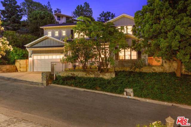 2262 Betty Lane, Beverly Hills, CA 90210 (#19512488) :: The Agency