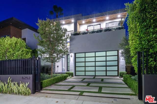 6252 Drexel Avenue, Los Angeles (City), CA 90048 (#19512728) :: The Agency