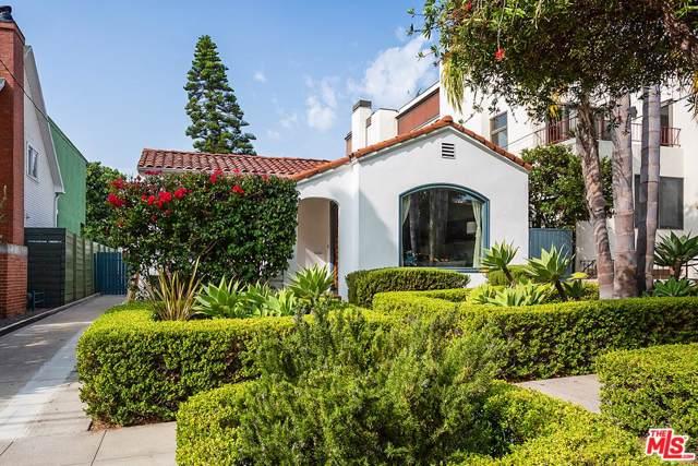 2626 Highland Avenue, Santa Monica, CA 90405 (#19512586) :: Golden Palm Properties
