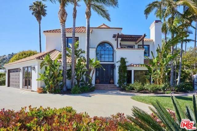 29675 Harvester Road, Malibu, CA 90265 (#19512758) :: Golden Palm Properties