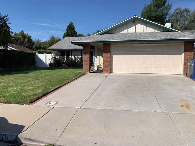 25211 Avenida Dorena, Newhall, CA 91321 (#SR19224365) :: Randy Plaice and Associates